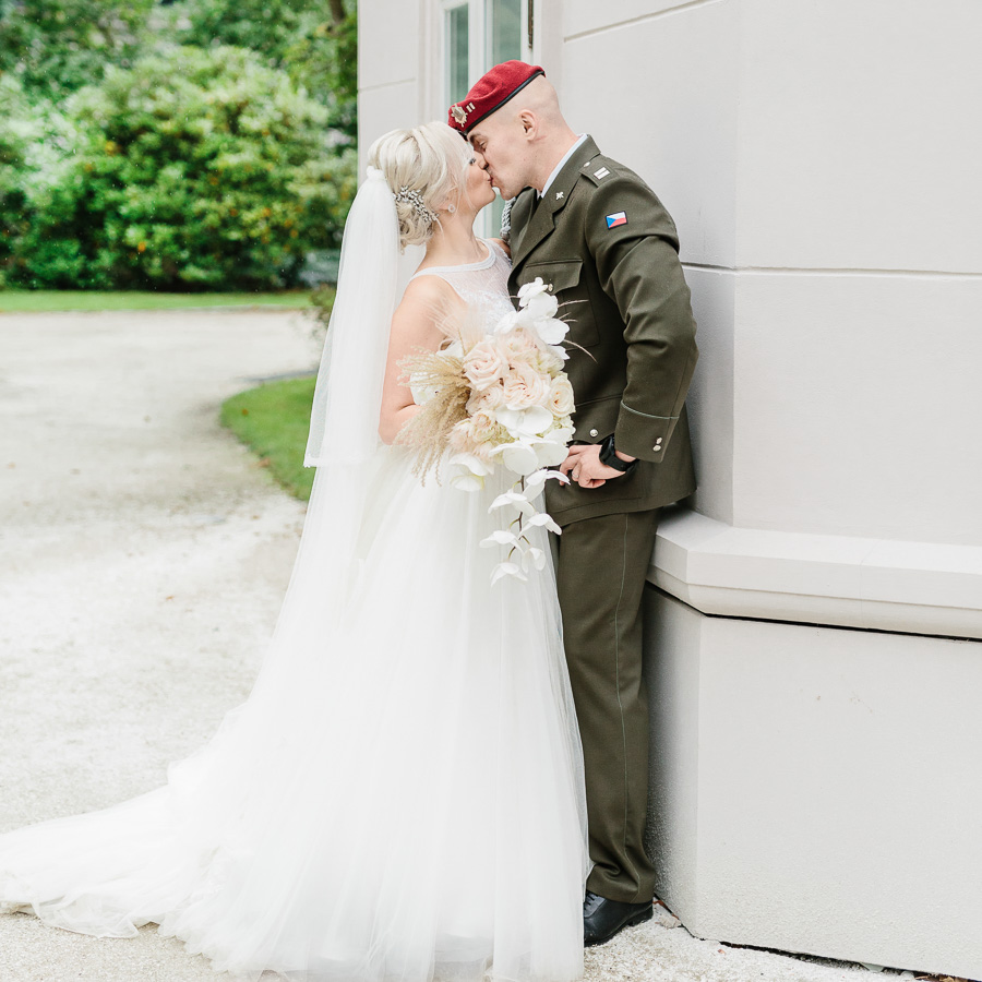 Gallery from the wedding of Lenka and Ondřej, wedding planning and wedding day coordination